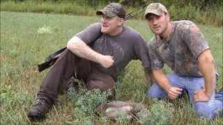 Ohio Ground Hog Hunting with Remington 700 BDL 22-250 cal. CHECK OUT OTHER HEARTLAND HITMEN VIDEOS!!