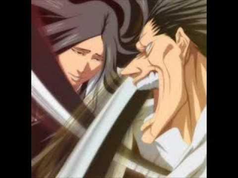 BLEACH: Battle of the Kenpachis - Zaraki vs Unohana -Theme ...