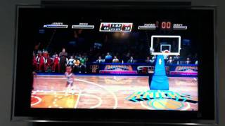 NBA JAM - PS3 - Another EA Jesus Glitch?