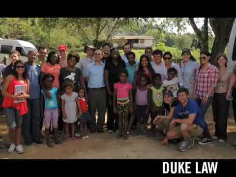 Duke Law Brazil land rights study