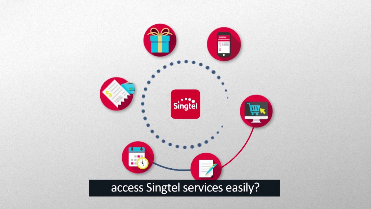 Amazing new features for broadband services on My Singtel app