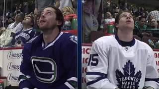 Matt Martin vs Erik Gudbranson 12/3/2016 (Toronto Maple Leafs vs Vancouver Canucks)