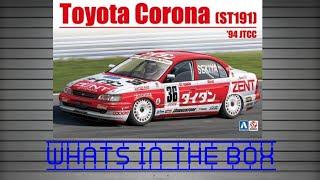 What's In The Box, 1994 JTCC Toyota Corona ST191