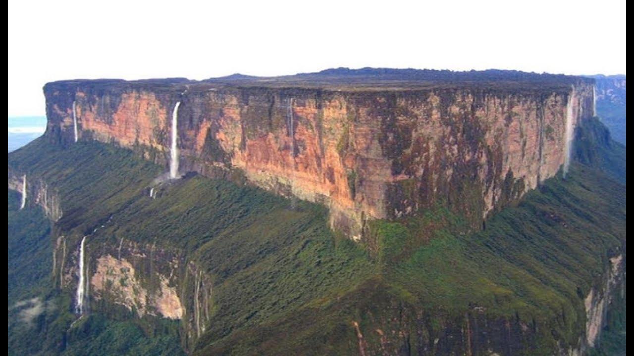 Monte Roraima: um dos lugares mais misteriosos e bonitos do Mundo - YouTube