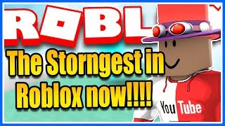 Trying to become the strongest Roblox player ever!!!!| super power training simulator.