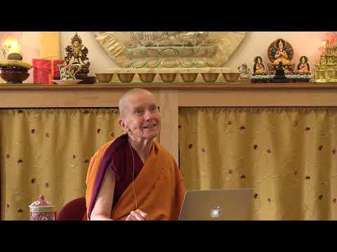 10-09-18 Mind-Generation with Venerable Sangye Khadro - Part 2