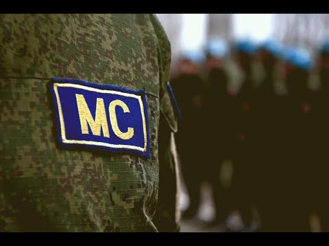 🔴Нагорный Карабах — Русские Пришли! Подразделения 15-ой миротворческой бригады в Республике Армения🟠