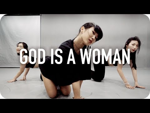 God Is A Woman - Ariana Grande / Jin Lee Choreography