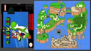 Super Mario World [OST] Sub Castle Clear Fanfare