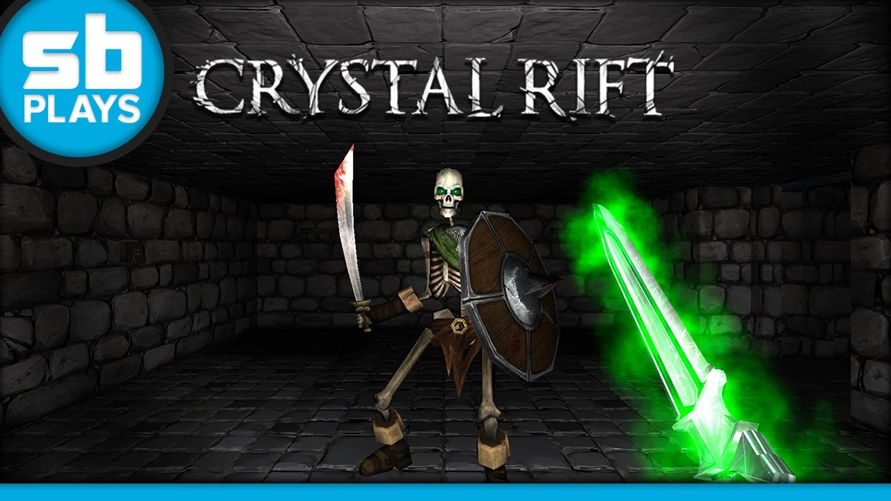 First Play: Crystal Rift (PSVR)