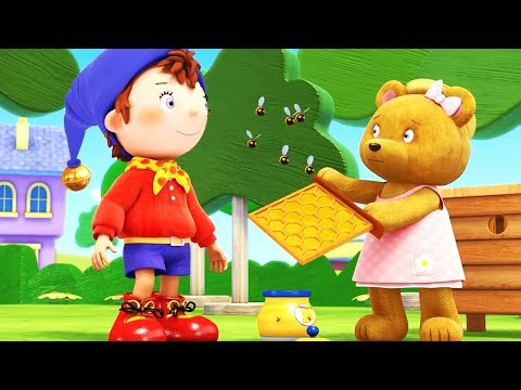 Noddy In Toyland | Tessie And The Honey Bees | Noddy English Full Episodes