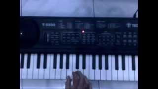 Dil Ki Tanhai Ko (Sad)_Chaahat-Piano