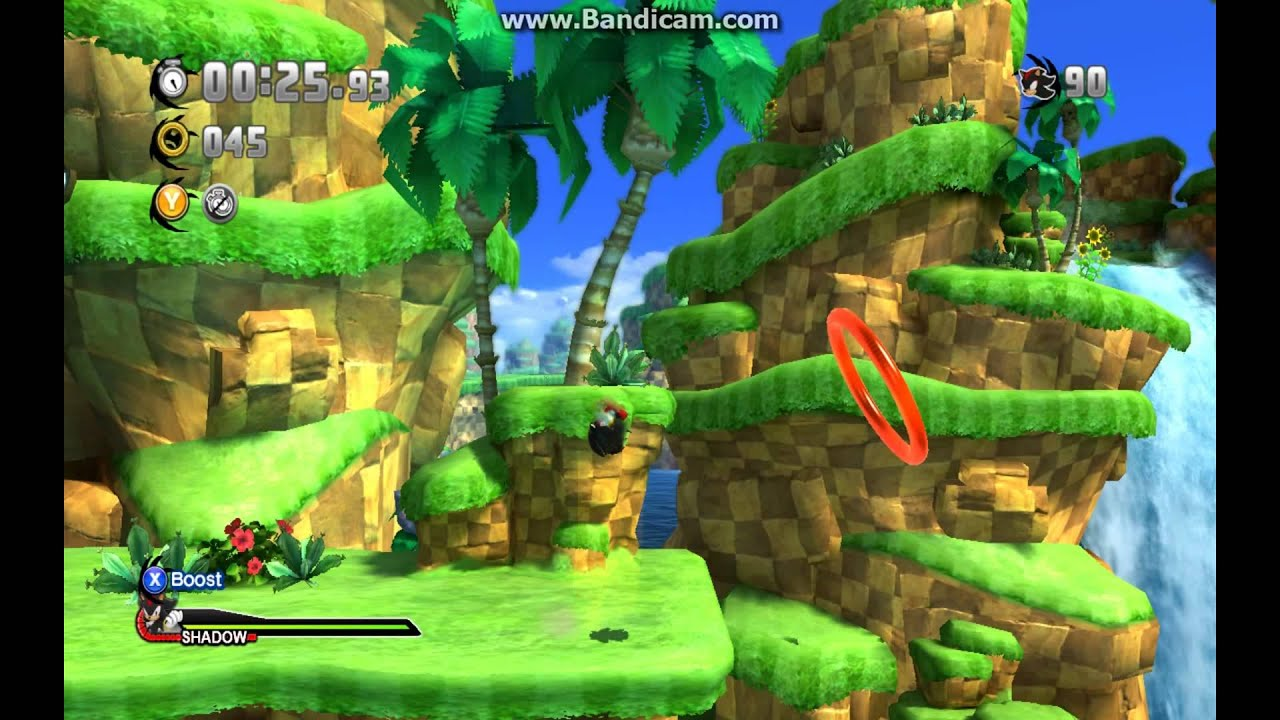 Sonic Generations Pc Shadow Android Ii - Year of Clean Water