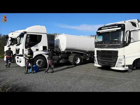 Stradale: controlli in tutta Italia ai mezzi pesanti