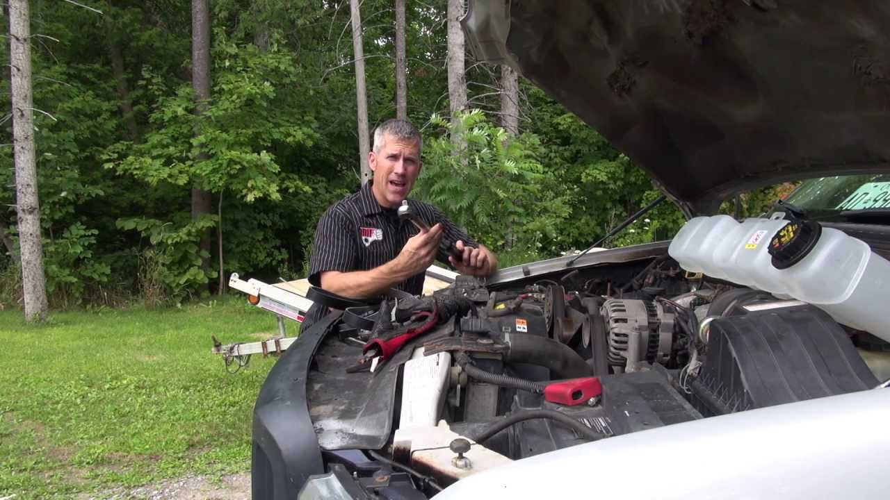 Ford F250 F350 7 3 Powerstroke Serpentine Belt Change Tutorial Powermodz Youtube