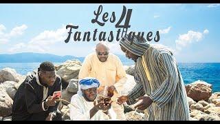 Série - Les 4 Fantastiques - Bande annonce - VOSTFR