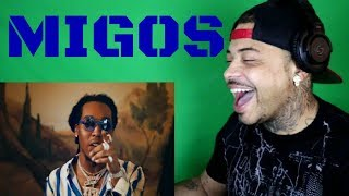 Gucci Mane X Migos - I Get The Bag REACTION