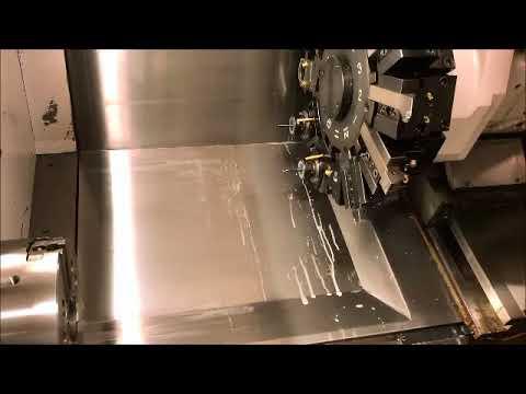 Видео: Okuma Space Turn LB3000EXMY x 950