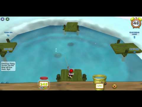 Two ultra rare fish within five minutes doovi for Ttr fishing guide