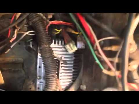 And Charging Wiring Diagram Honda Foreman 400 2004 5 Polaris Sportsman 500 Ho Pdm Ecm Install Youtube