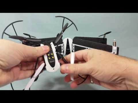 Parrot Swing Drone Blogger Review