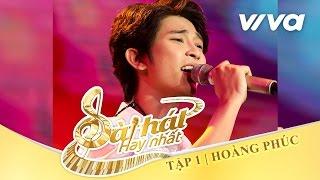 Một Mai Chúng Ta Sẽ Già - Nguyễn Lâm Hoàng Phúc | Tập 1 | Sing My Song - Bài Hát Hay Nhất 2016