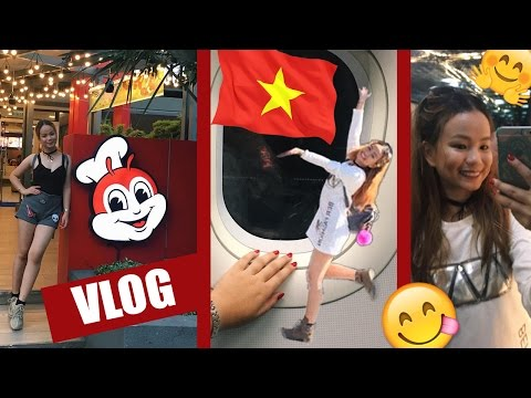 VIETNAM Ho Chi Minh Day 1: Notre-Dame Basilica, Saigon Square, Ben Thanh Market | ColletteVlogs ♥️