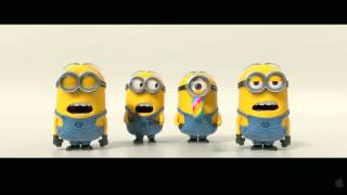 Despicable Me 2 (Ba ba ba banana) Official Teaser Trailer 2013) HD Movie