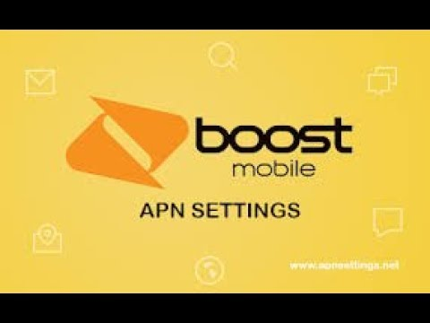 Boost Mobile Data And MMS Internet APN Settings In 2 Min On Any Android Device