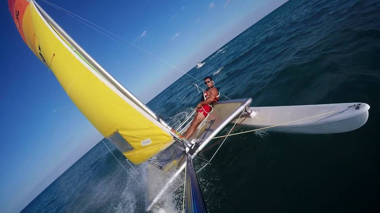 Hobie 14 Turbo