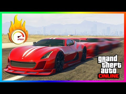 GTA Online Secret TURBO Boost Option For Vehicles - Does It Actually Work? (GTA 5 Online)