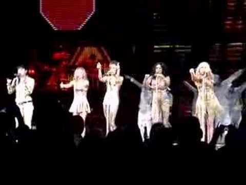 Spice Girls Concert - Stop