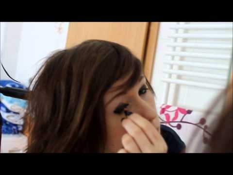 Blue eyes makeup emo scene from YouTube · Duration:  2 minutes 54 seconds