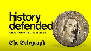 """video: """"Terrorist"""" Oliver Cromwell was not a 17th century Taliban leader"""