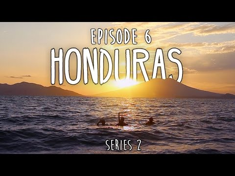 HOW TO TRAVEL CENTRAL AMERICA ON $1000 - Ep6 - HONDURAS