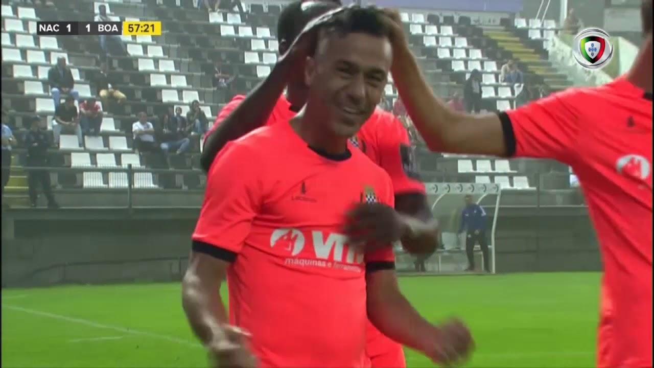 RESUMO CD NACIONAL 2-1 BOAVISTA FC  ALLIANZ CUP (2ª FASE) 08/2018