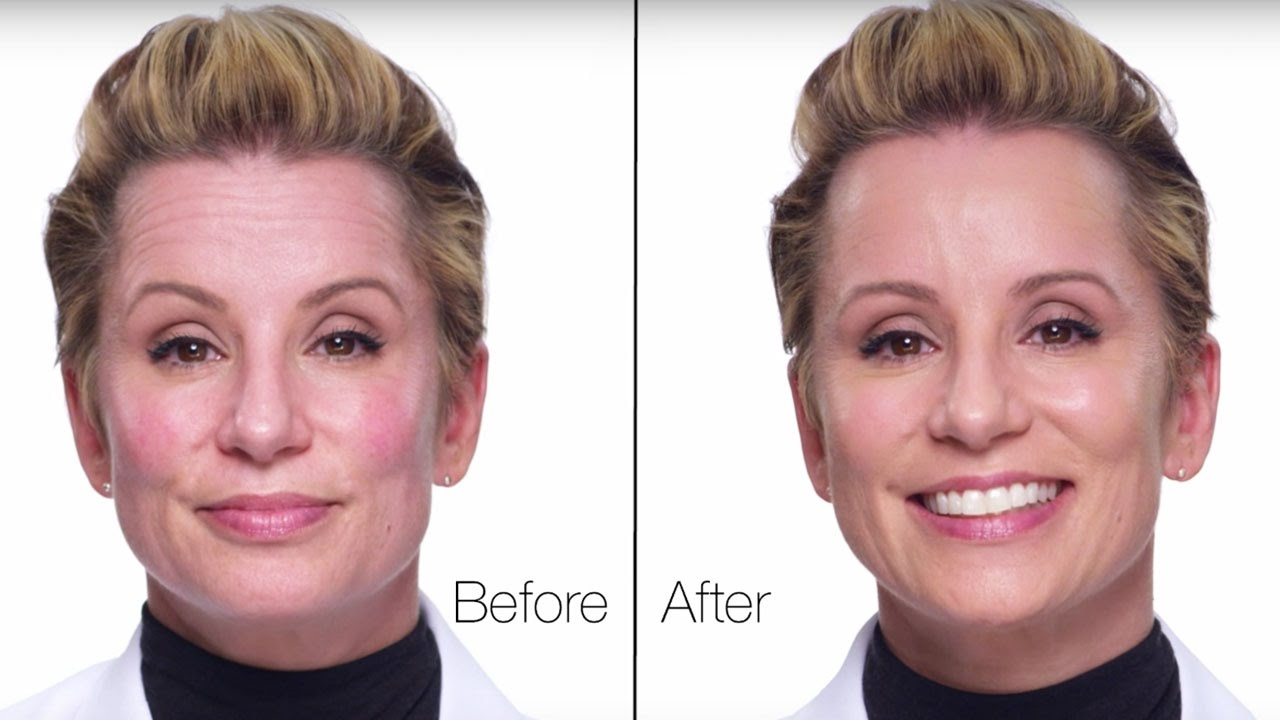 How To Apply Natural + Flawless Foundation