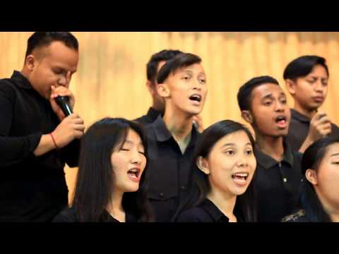 Oceans (HIllsongs UK) | The Amazing Grace Vocal Group | 2nd Recording
