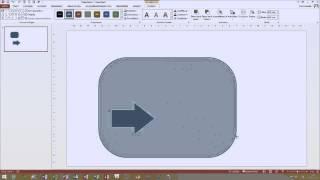 Digicomp Tipps & Tricks - Formen einfügen und ausrichten in PowerPoint 2013