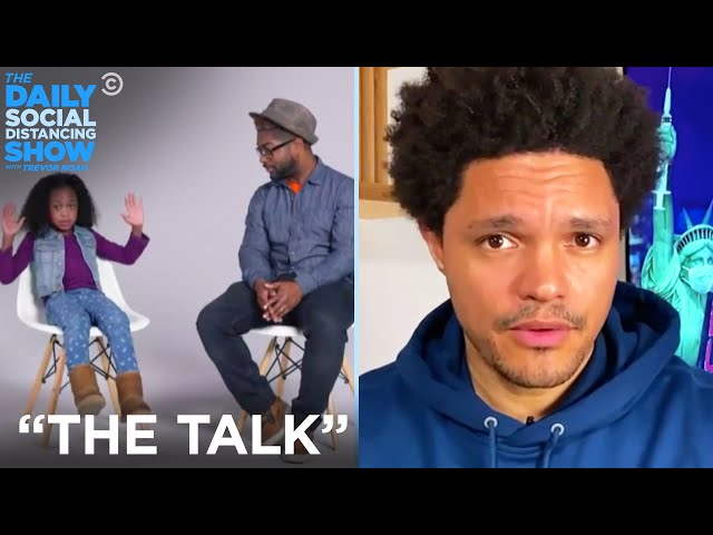 """""""The Talk"""" That Every Black Family Has About Police 