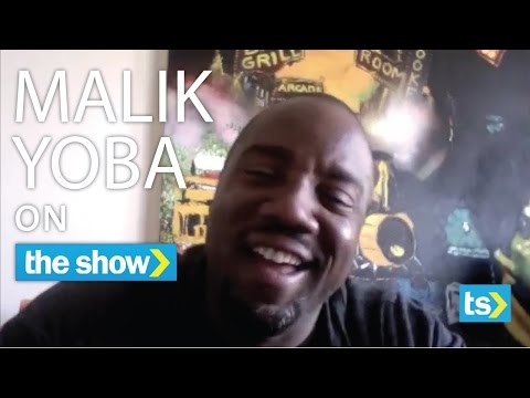 EMPIRE's Malik Yoba & His Janet Jackson Love Tap  Craig Stokes Presents: The   Part 1