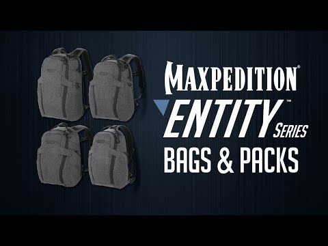 MAXPEDITION Entity Series: Bags & Packs