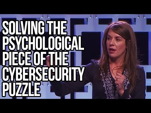 Solving the Psychological Piece of the Cybersecurity Puzzle | Laura Galante