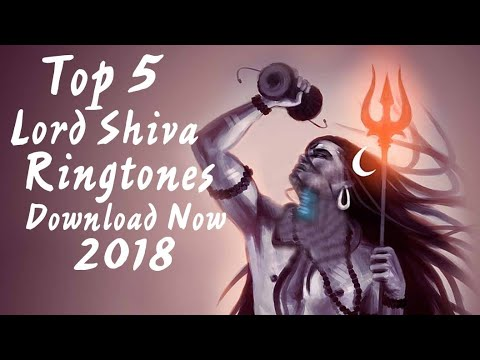 Top 5 Lord Shiva Ringtones 2018🙏| Download now | Royal Media