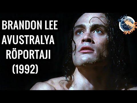 Brandon Lee'Nin Avusturalya Röportajı 1992