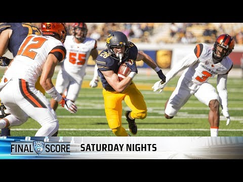 Recap: Cal football runs past Oregon State on Senior Day