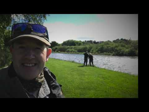 Salmon Fishing On The River Dee, May 2019 - The Dess Beat