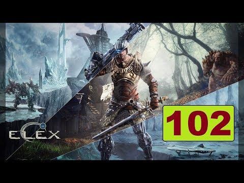 ELEX - Konverter Nord-Abessa - Let's Play #102 [Deutsch/PS4]