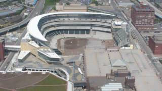 Minnesota Twins Target Field Construction Time-Lapse