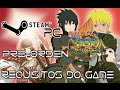 Naruto Shippuden Storm Revolution[PC] STEAM Pre-Orden,Requisitos do Sistema.
